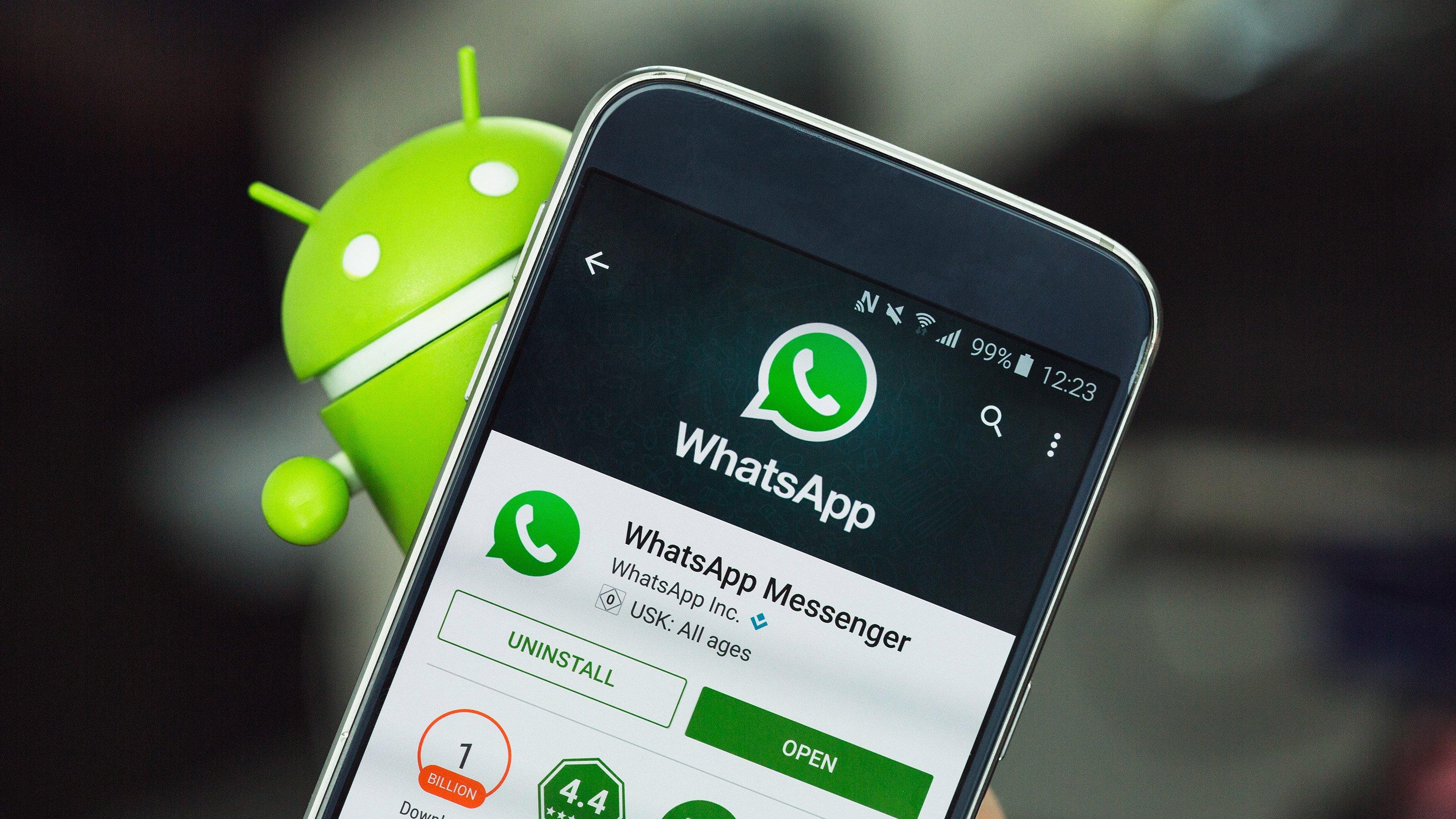 Un message WhatsApp fait planter votre smartphone