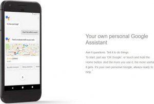 pixel-google-assistant