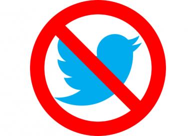 Twitter a suspendu le compte de «Touche pas à mon poste».