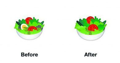 Le web s'affole après Google qui décide de retirer l'œuf dans son émoji salade