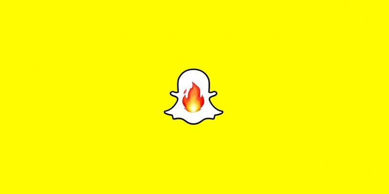 Snapchat : Une panne a perturbé l'envoi de Snap