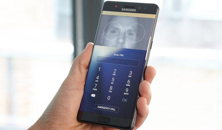Le Galaxy S10 signe la fin du scanner d'iris