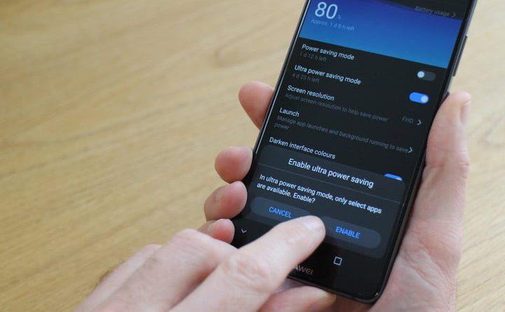 Activer le monde sombre sur son Android permettrait d'économiser la batterie