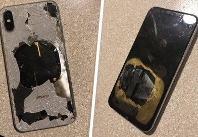 La mise à jour d'iOS 12.1 fait exploser un iPhone X