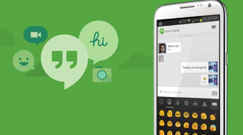Hangouts : Clap de fin en 2020 pour le service de messagerie