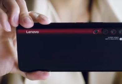 Lenovo Z6 Pro : Un écran à encoche avec un lecteur d'empreinte intégré