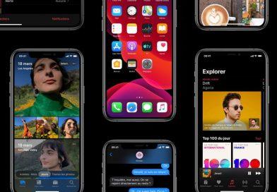 iOS 13 : Liste des iPhone compatibles et date de sortie