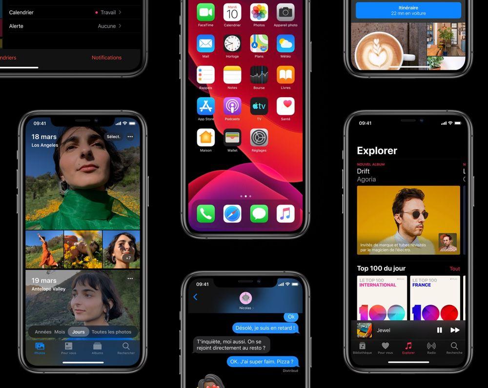 Meilleure application iPhone pour la datation
