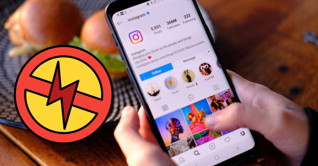 Instagram : Le réseau social est en panne ce soir